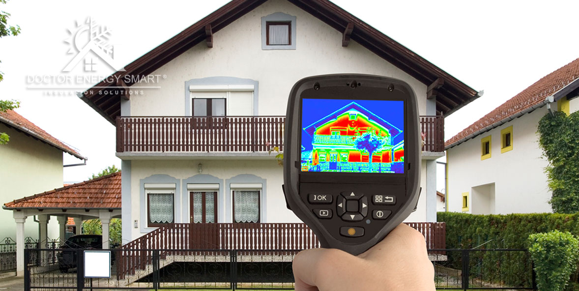 Doctor Energy Smart® provides Thermal Imaging Audits