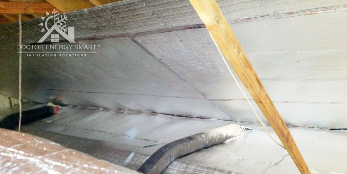 Radiant Barrier Foil Insulation